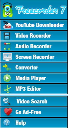 Freecorder 7 YouTube Video Downloader Review