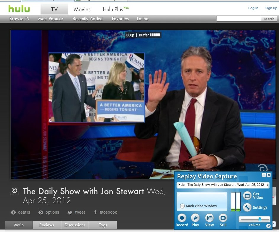 RVC Daily1 Online Video Recorder Pick: Replay Video Capture