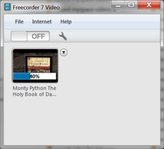 record youtube with freecorder YouTube Video Downloader Review