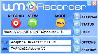 record windows media with WM Recorder1 Capture Streaming Windows Media Video Clips