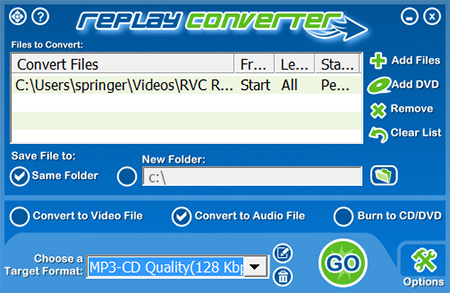 convert myspace video to mp3 How to Record MP3s from MySpace