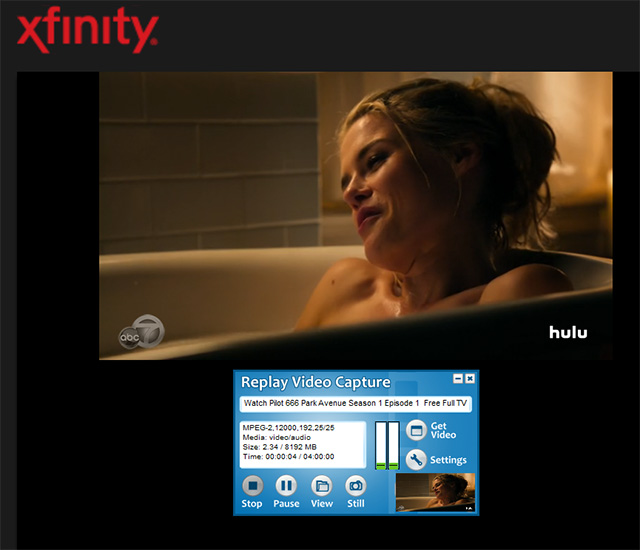 record comcast 31 XFINITY TV Recording Overview
