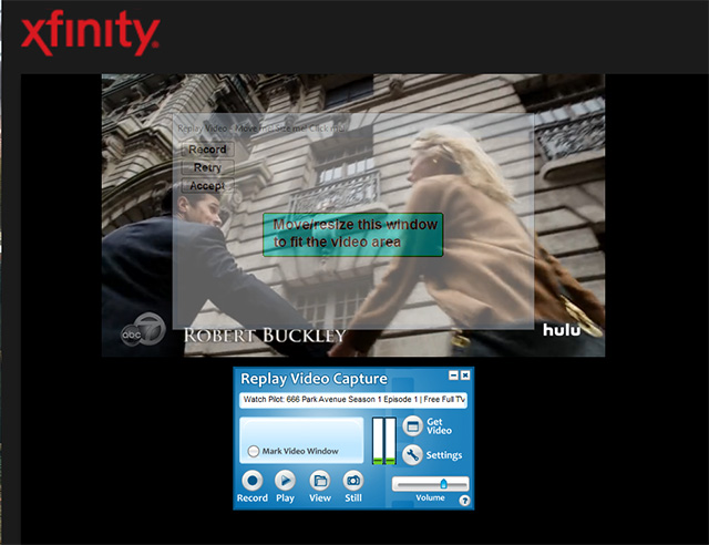 record comcast1 XFINITY TV Recording Overview
