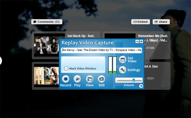 record myspace videos 5 MySpace Downloader for Videos