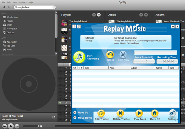 record spotify 1 How to Record Spotify Music