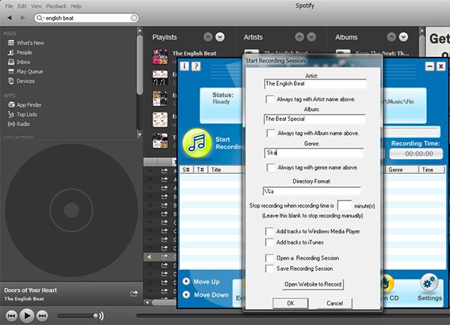 record spotify 21 How to Record Spotify Music