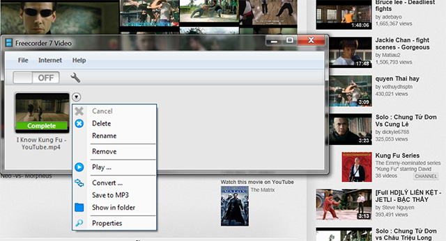 record youtube with freecorder 71 Overview: Record Streaming Audio