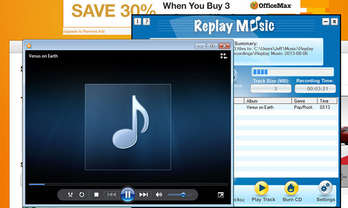 Downloading Music to Your Ipod Using Replay Music 3