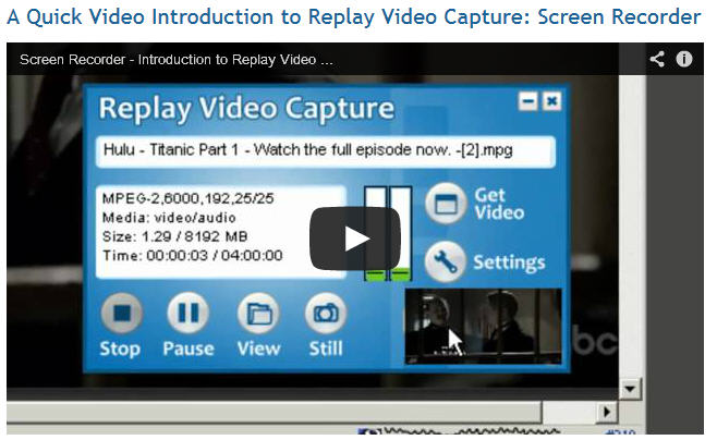 How To record Videos On Your Computer Screen Capture Videos on Your PC How To Record Videos On Your Computer (Screen Capture Videos on Your PC)